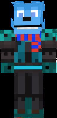 i didn't make this skin