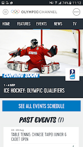 Olympic Channel screenshot 3