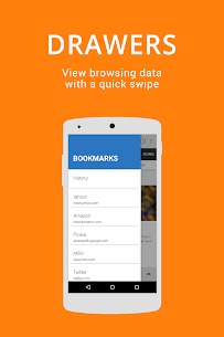 MINT Browser – Secure & Fast 6.1 [Pro] Cracked Apk 3