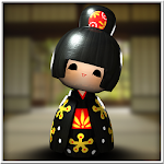 Japanese Geisha Doll 3D v1.0