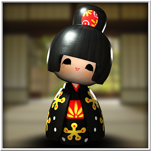 Japanese Geisha Doll 3d Live Wallpaper Japanese Geisha Doll 3d Android Apps On Google Play