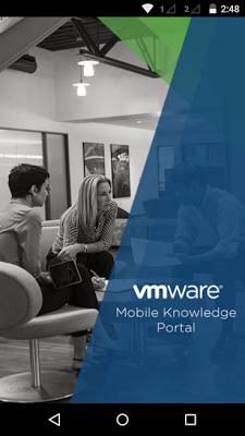 VMware Mobile Knowledge Portal - screenshot