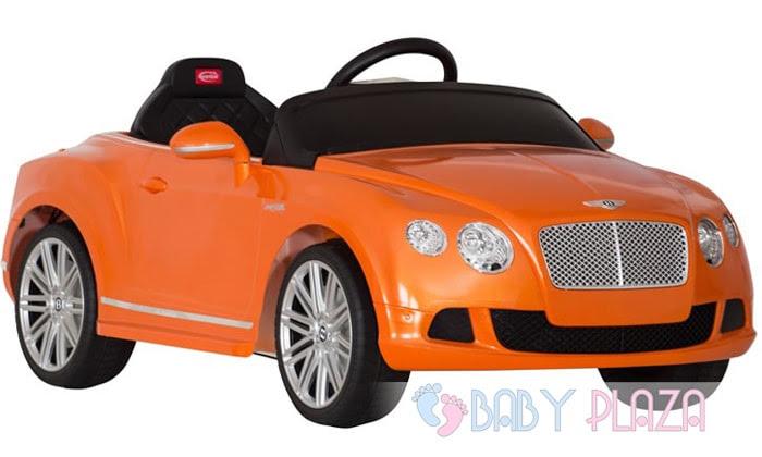 Siêu xe oto điện trẻ em Bentley 82100 6