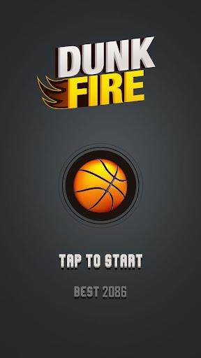 Dunk Fire 1.3 screenshots 1