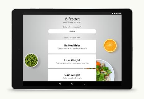 Lifesum - The Health Movement screenshot 05