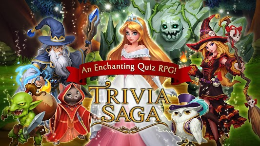 Trivia Saga v1.10 (Mod 1 Hit Kill + HP)