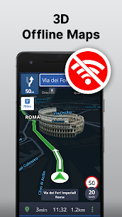Offline Maps & Navigation 4