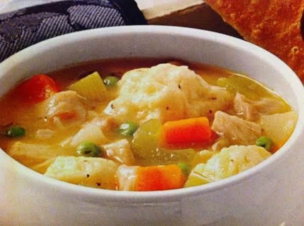 Chicken 'n' Dumpling Soup