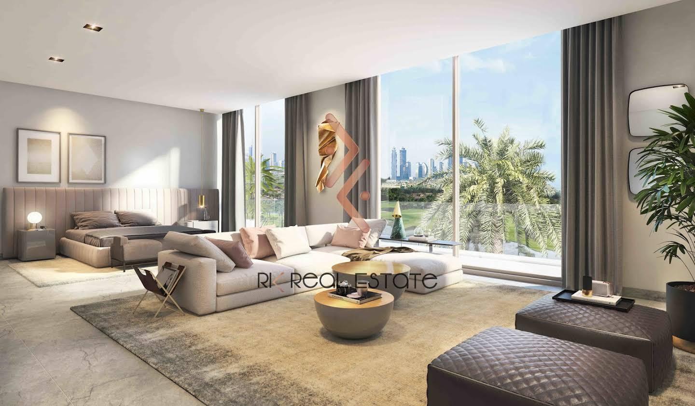 Villa avec piscine et terrasse Dubaï