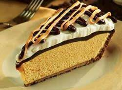 Decadent Peanut Butter Pie Recipe