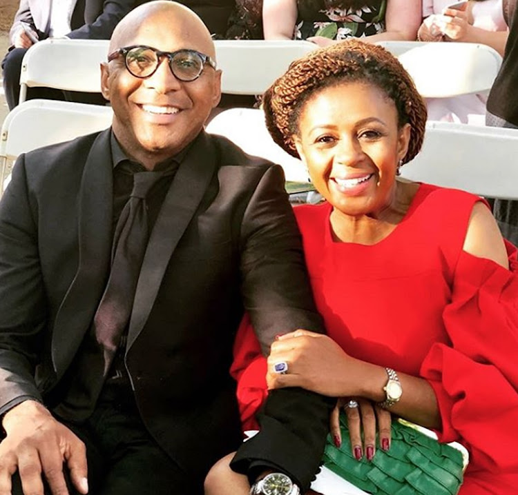 Basetsana and Romeo Kumalo hit back at sex rumour