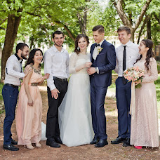Wedding photographer Nadezhda Vnukova (Vnukova). Photo of 17.06.2017