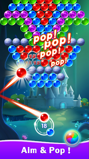 Jeu De Bulles - Bubble Shooter Legend  captures d'u00e9cran 2
