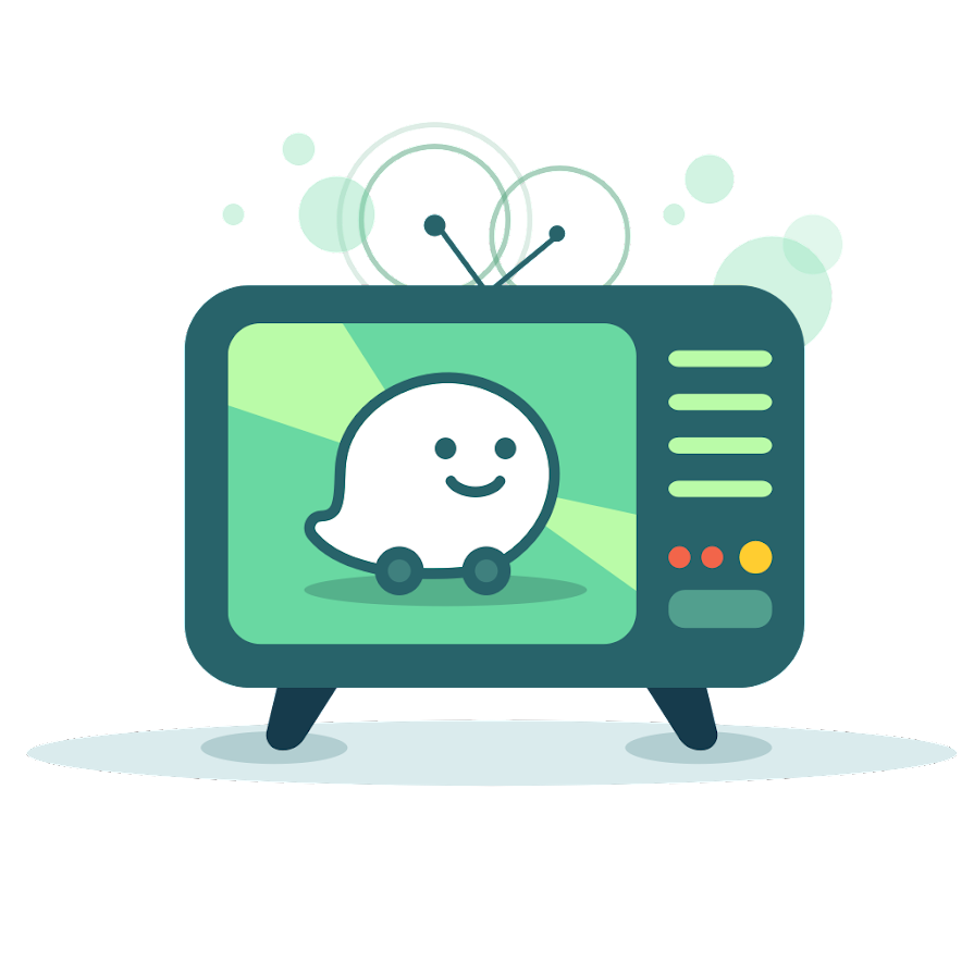 Waze for Broadcasters