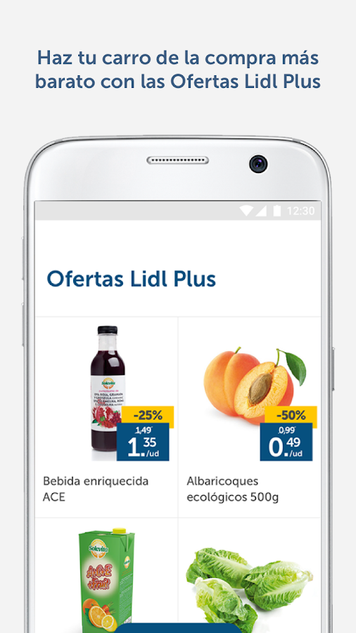 Lidl Plus 14.14.4 - Descargar para Android APK Gratis