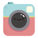 Dazzling Camera-Cartoon Camera, Filters icon