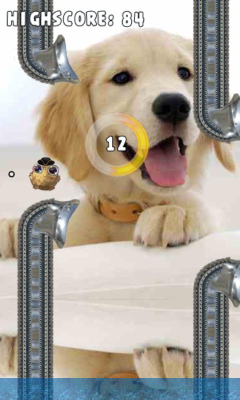 Cute Flappy Potato - screenshot