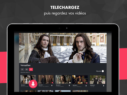 myCANAL, vos programmes en live ou en replay 3.6.1 screenshots 13