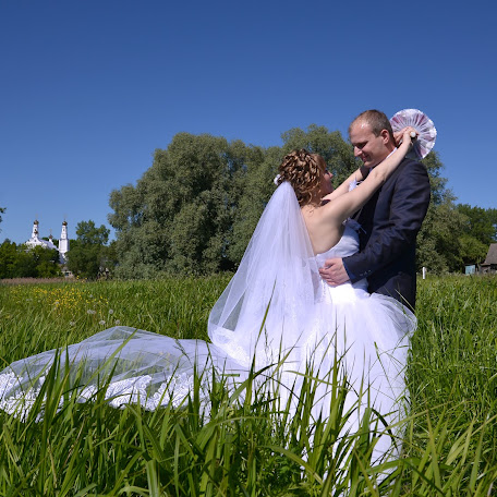 Wedding photographer Mihail Alhovka (alhovka). Photo of 14.08.2015