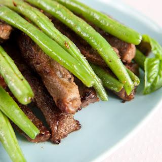 Asian-Style Green Bean Saute