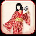 Kimono Geisha Photo Montage icon