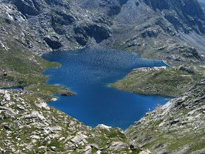 Photo: Vall Fosca:  estanys Eixerola i Cubieso que estan units