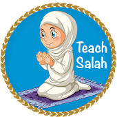 Teach Salah step by step