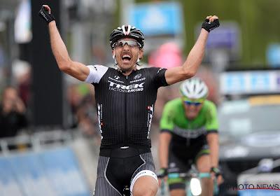 Fabian Cancellara wint voor de derde keer de Ronde van Vlaanderen in 2014