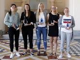 Laura De Neve succède à Mermans en tant que Sparkle 2018