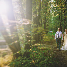 Wedding photographer Denis Kovalev (Optimist). Photo of 11.10.2015