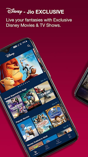 JioCinema: Movies TV Originals screenshot 4