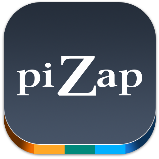 piZap Photo Editor, Design Tool, Collages & MEMEs Icon