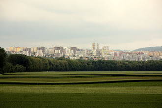 Photo: Day 64 - First View of Bratislava