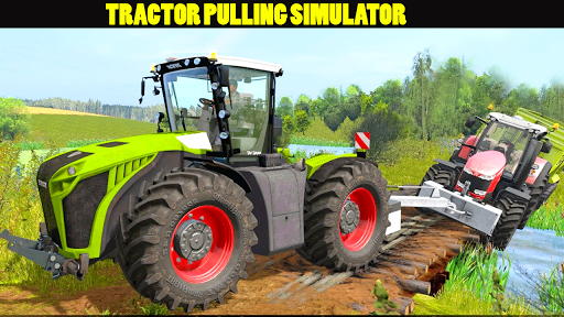 Tractor Pull & Farming Duty Game 2019 1.0 screenshots 8