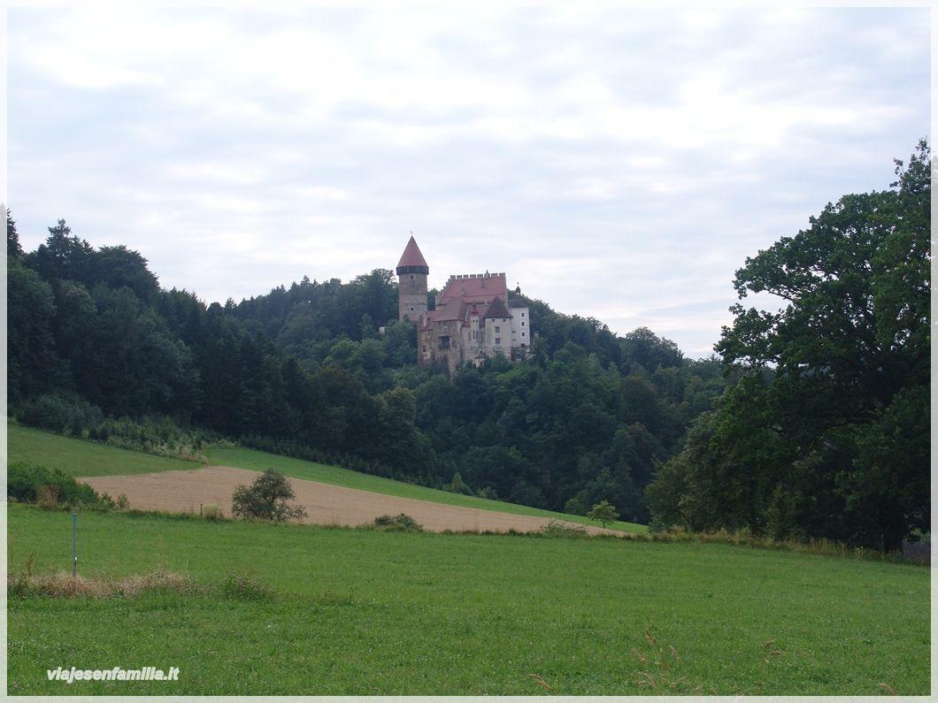 Photo: Castillo de Klam ( Austria)
