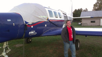 Photo: David, Pilot @ Capital City Skydiving