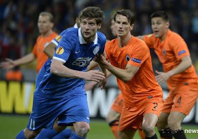 Dnipro bat de nouveau Bruges en amical