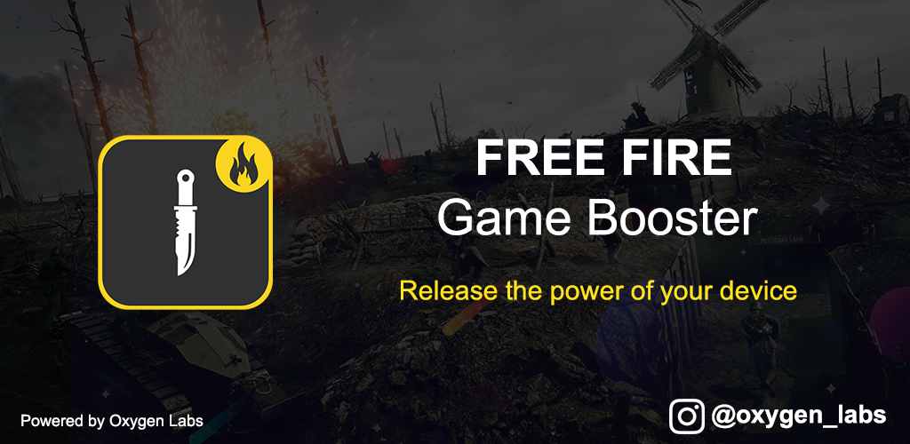 Download Booster for Free Fire - Game Booster 60FPS APK