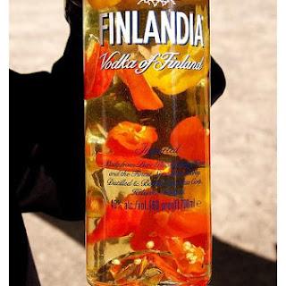 Habanero Vodka.
