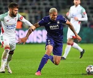 Une animation offensive inefficace : Anderlecht n'a pas (encore) remplacé Doku