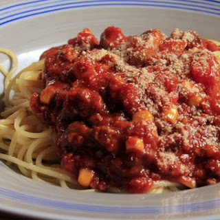 Basic Bolognese with Beef and Veal Recipe