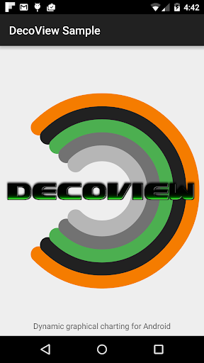 DecoView charts