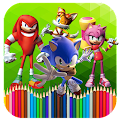 Coloring Sonic by Devwikok APK