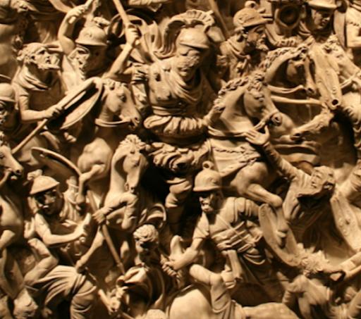 Sarcophage de Portonaccio