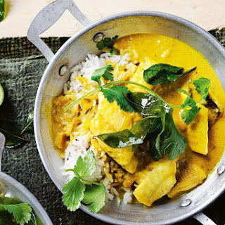Coconut Fish Curry Turmeric Recipes