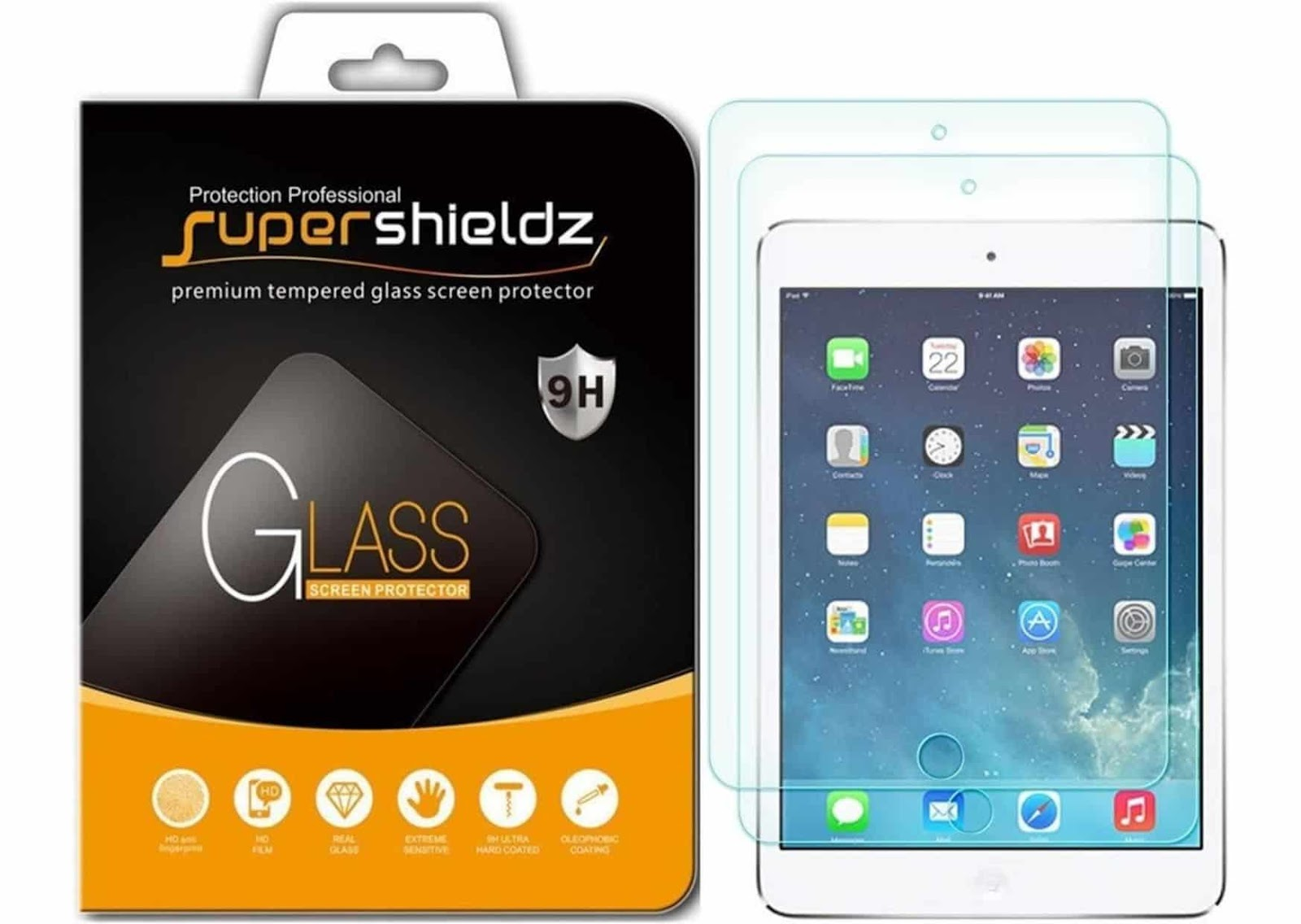 best iPad screen protectors