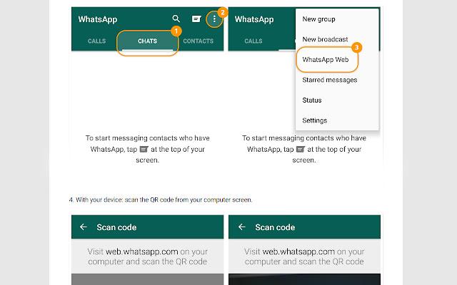 Como usar o whatsapp web chrome web store fandeluxe Gallery