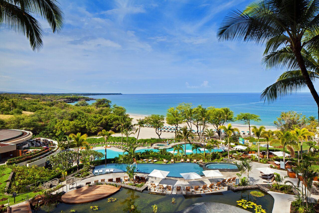 Hapuna Beach Resort Reopens As The Westin Hapuna Beach
