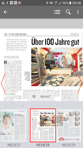 NEUE Vorarlberger Tageszeitung screenshot 3