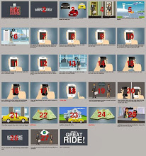 Photo: BOSSVFX | Share The Ride - #Storyboard Design by: http://bossvfx.com